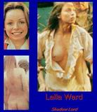 Suggest you Lalla ward nude would